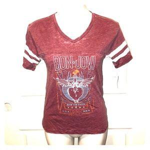 Tops - ❤️ Bon Jovi Tee Shirt ❤️